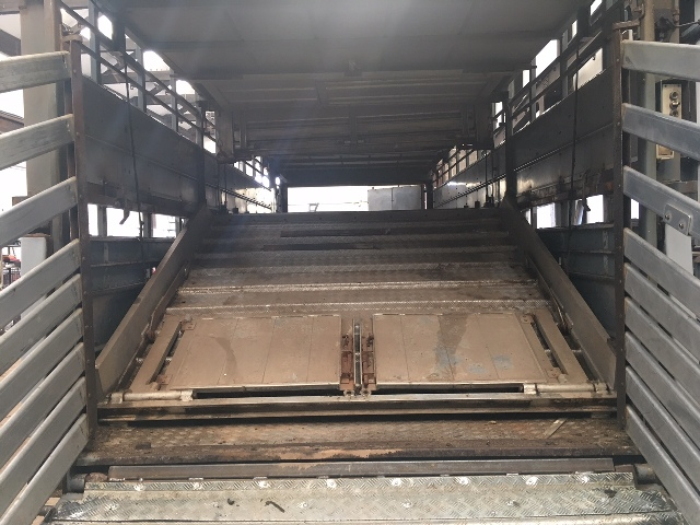 2000 WILSON DRAWBAR TRAILER