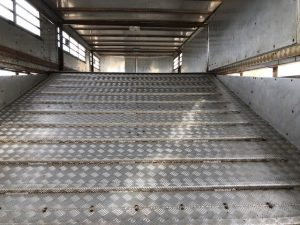 ramp to top deck